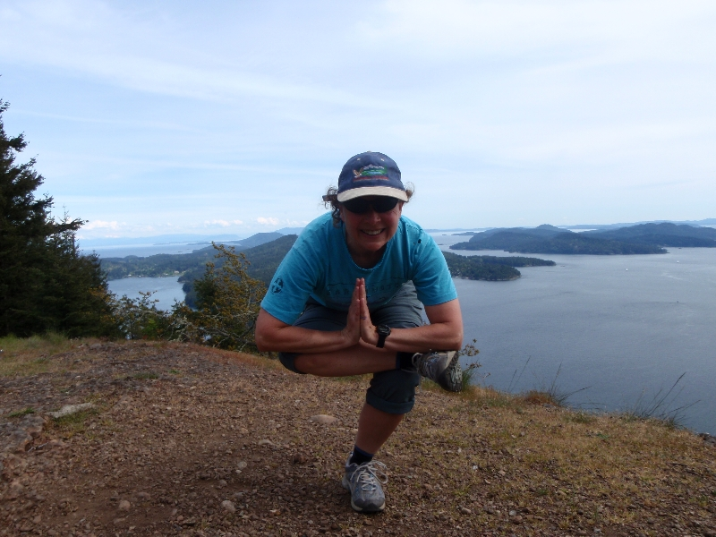 YEH! (Yoga, Ecology and Hiking) Workshops