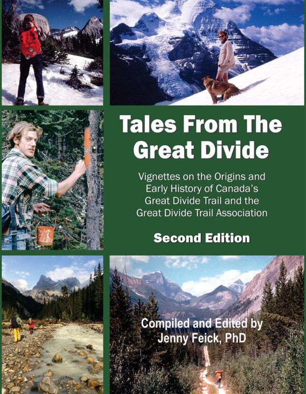 Tales from the Great Divide Second Edition front cover